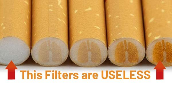 Cigarette Filters Exposed